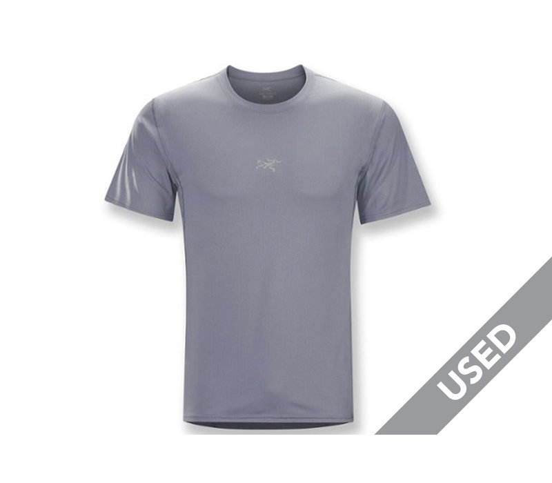 Arcteryx Men's Velox Shirt S Light Blue USED