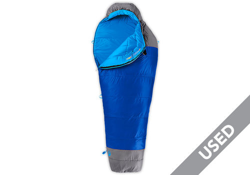 The North Face Cat's Meow Sleeping Bag, Regular Length USED