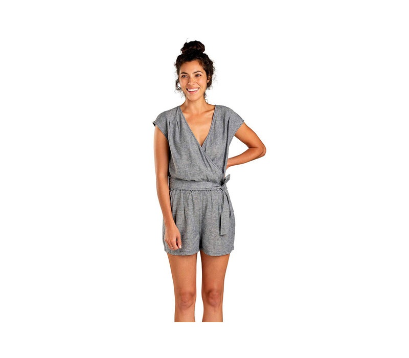 Toad & Co Women's Tara Hemp Romper
