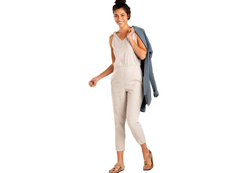 Toad & Co Toad & Co Women's Tara Hemp SL Jumpsuit