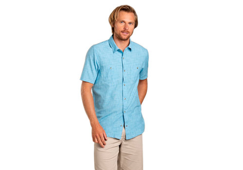 Toad & Co Toad & Co Men's Smythy SS Shirt