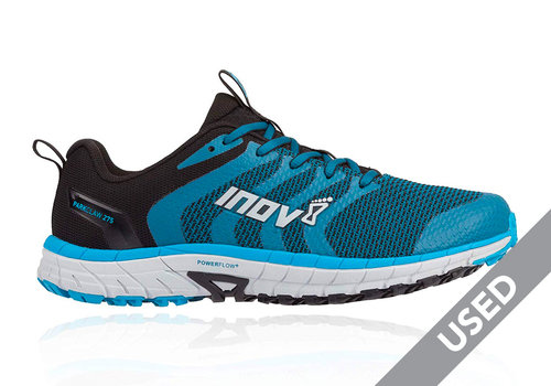 Inov8 Men's Parkclaw 275 Knit Blue Green/Grey Size 9.5 USED