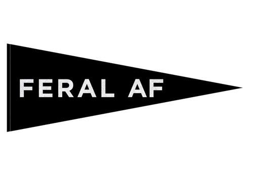 FERAL FERAL Pennant FERAL AF