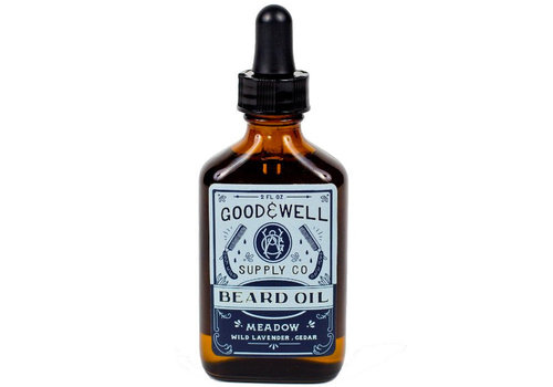 Good & Well Men's Beard Grooming Oil