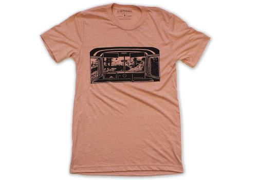 Moore Collection Glacier Point Tee
