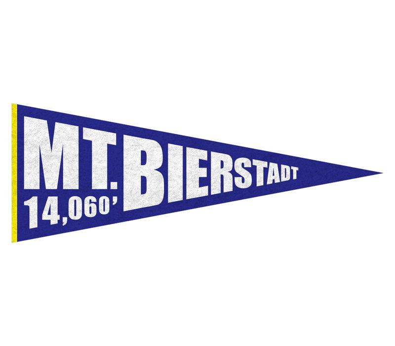 FERAL 14ers Pennant Mt. Bierstadt