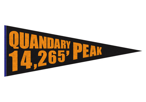 FERAL FERAL 14ers Pennant Quandary Peak