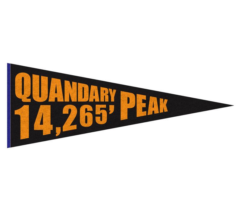 FERAL 14ers Pennant Quandary Peak