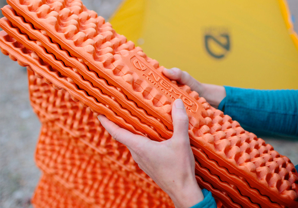 Nemo NEMO Switchback Ultralight Foam Sleeping Pad