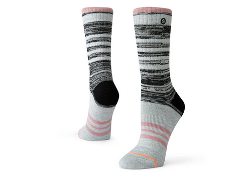 Stance Women's Uncommon Twist Outdoor Medium Cushion Crew Socks