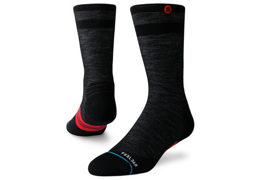 Stance Men's Uncommon Night Hike Lite Crew Socks