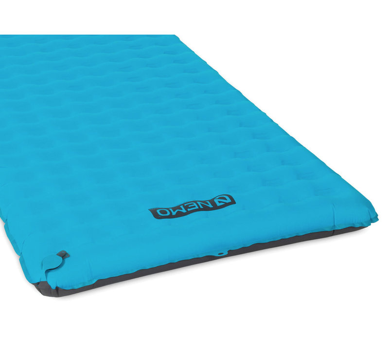 Nemo Vector Ultralight Sleeping Pad w/ Foot Pump