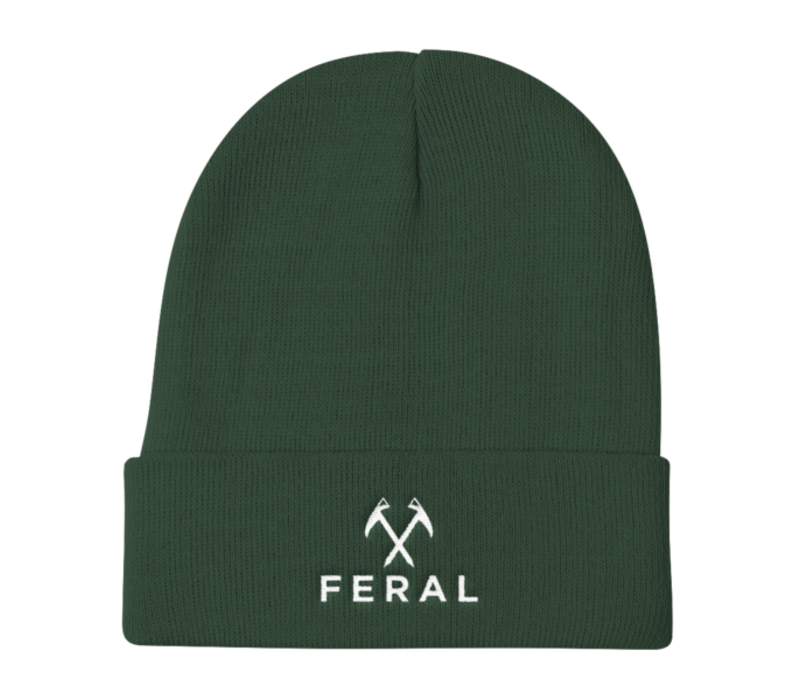 FERAL Back to Basics Knit Beanie