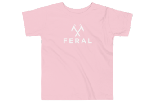 FERAL FERAL Back to Basics Toddler Tee