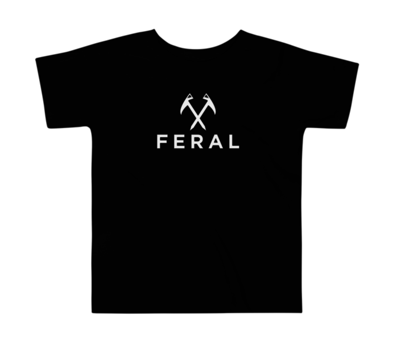 FERAL Back to Basics Toddler Tee