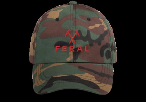 FERAL FERAL Camo Dad Hat