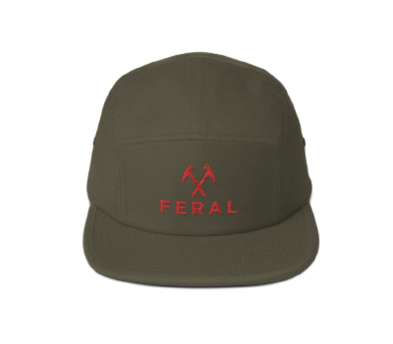 FERAL 5 Panel Military Hat