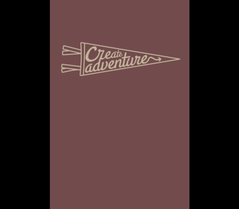 FERAL Create Adventure Unisex Tee
