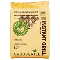 Casus Instant One Time Use Grill