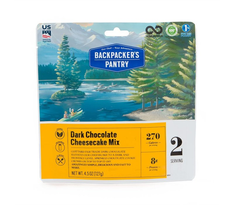 Backpacker's Pantry Dark Chocolate Cheesecake Mix