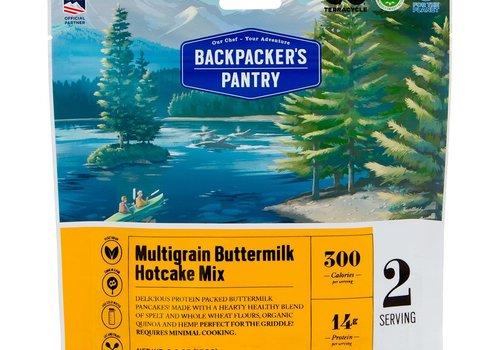 Backpacker's Pantry Backpacker's Pantry Multigrain Buttermilk Hotcake Mix (2 Servings- 6.0 oz)