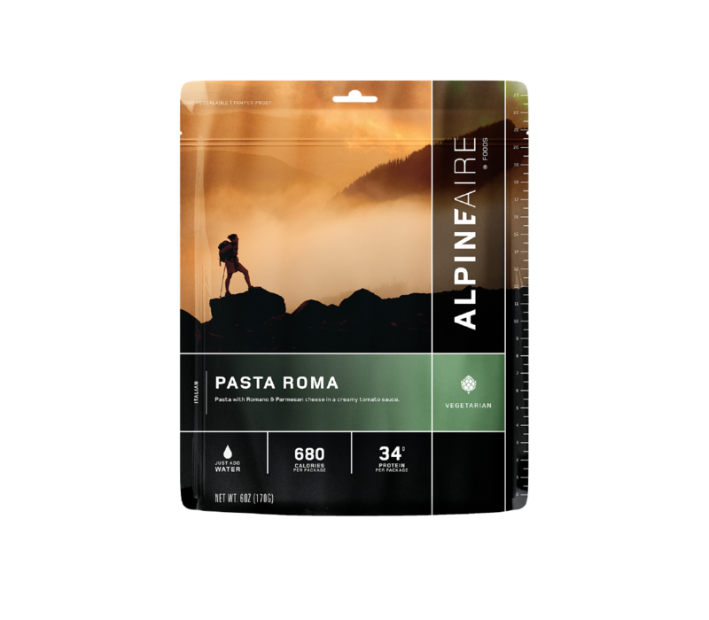 Alpine Aire Pasta Roma Dehydrated Food (6oz.)