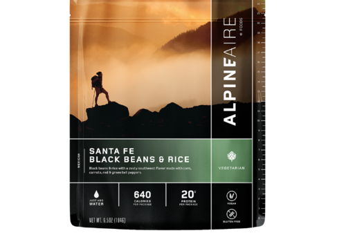 AlpineAire Alpine Aire Santa Fe Beans and Rice Dehydrated Food (6.5oz.)