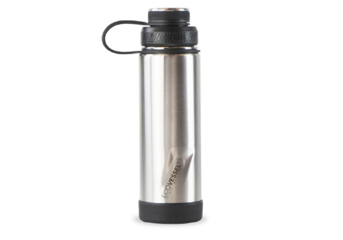 EcoVessel EcoVessel The Boulder  20oz Insulated Stainless Steel Bottle