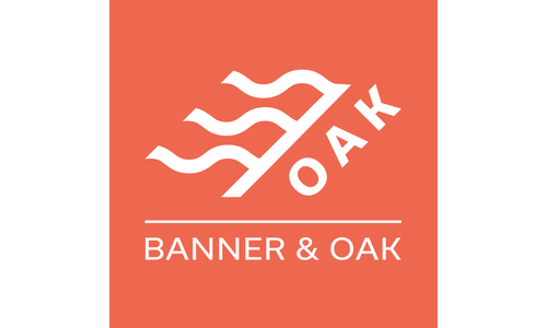 Banner and Oak