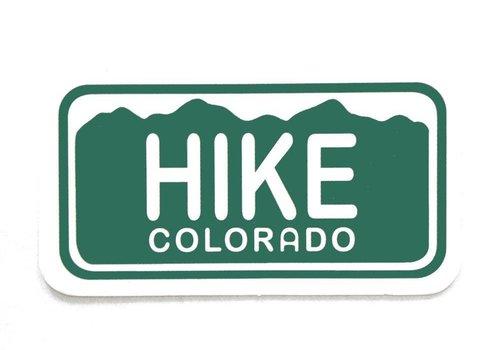YoColorado YoColorado Hike Colorado Sticker