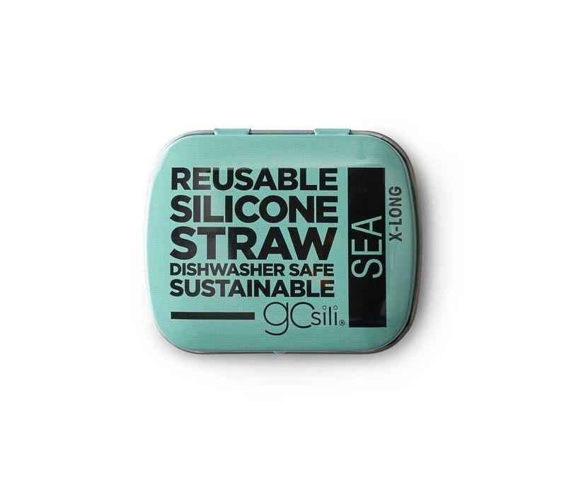GoSili X-Long Silicone Straw
