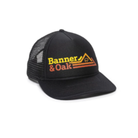 Banner and Oak Rockhopper Cap