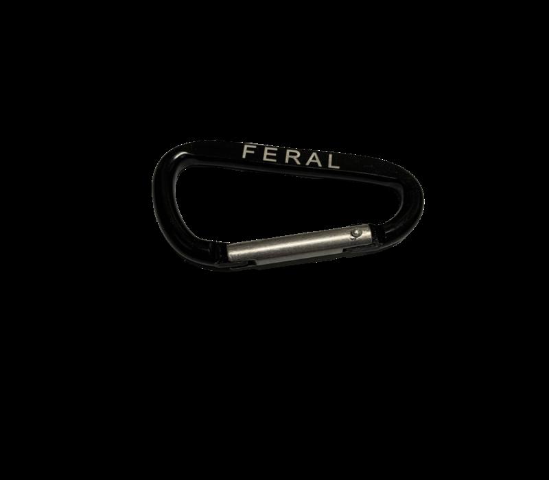 FERAL Accessory Carabiner Black
