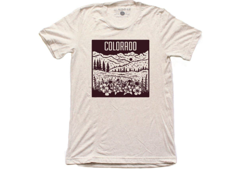 Moore Collection Moore Collection Colorado Mountain Tee