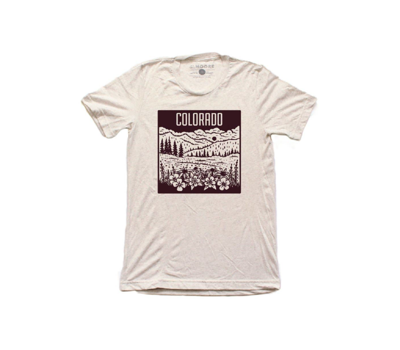 Moore Collection Colorado Mountain Tee