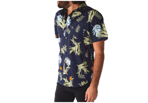 PX Men's Parker Floral Shirt
