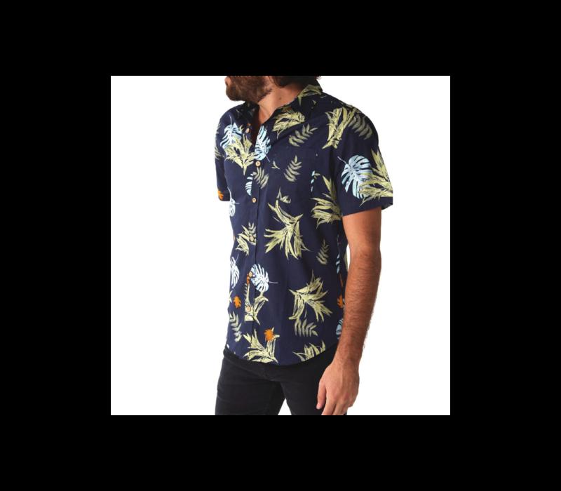 PX Men's Parker Floral Shirt