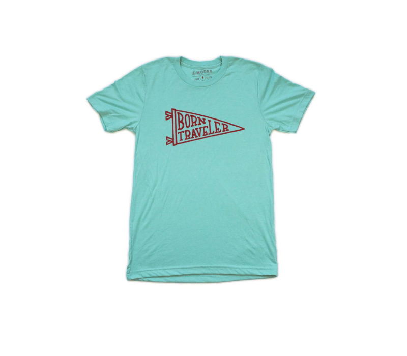 Moore Collection Born Traveler Tee