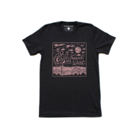 Moore Collection Travel West Unisex T-Shirt