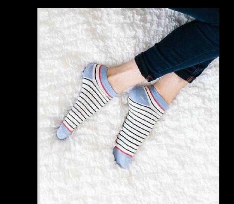 Woven Pear Shorty Socks