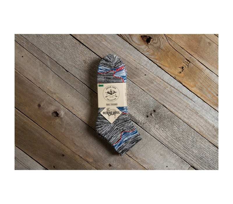 Green Cove Collective Trail Crusher Socks