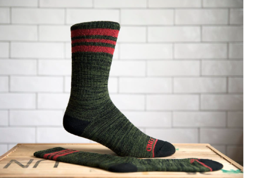 Green Cove Collective Green Cove Collective Seek & Find Camp Sock