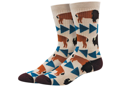 Sock Harbor Sock Harbor Bison Active Socks