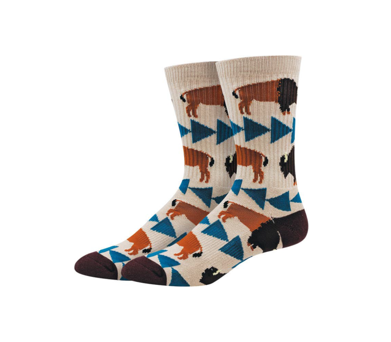 Sock Harbor Bison Active Socks