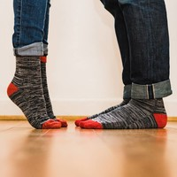 Wildly Goods Campfire Lightweight Merino Socks