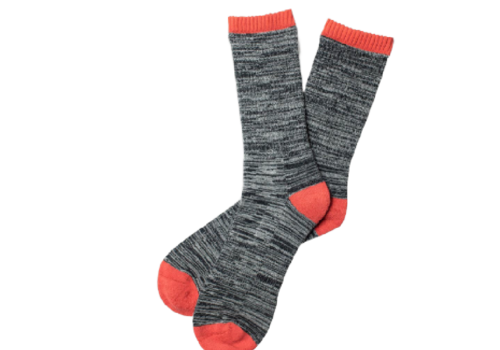 Wildlly Goods Wildly Goods Campfire Lightweight Merino Socks