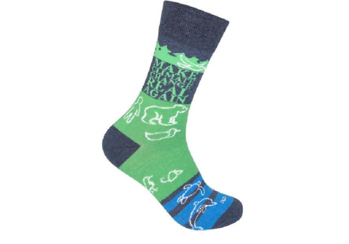 Funatic Climate Change Socks