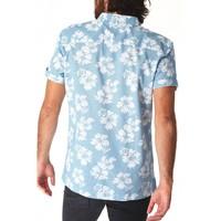 PX Men's Spencer Floral Shirt