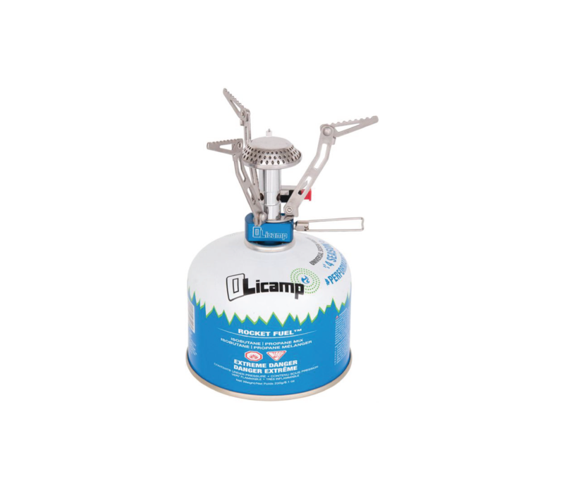 Olicamp Electron Backpacking Stove