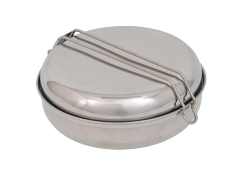 Olicamp OLICAMP Stainless Steel Mess Kit